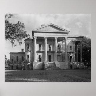 Belle Grove Plantation Print