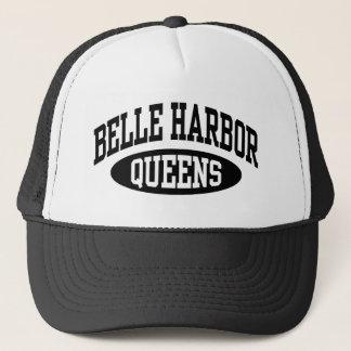 Belle Harbor Queens Trucker Hat
