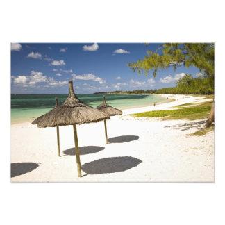 Belle Mare Public Beach Southeast Mauritius Art Photo