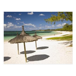 Belle Mare Public Beach, Southeast Mauritius, Postcard