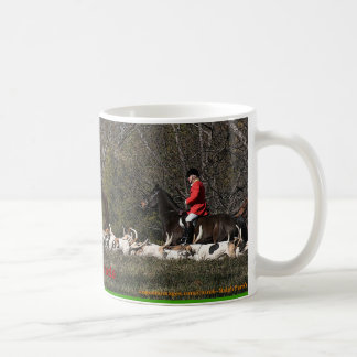 Belle Meade Hunt 035, Belle Meade Classic White Coffee Mug