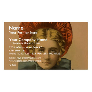 Belle of new york, 'The Rage of London' Vintage Th Pack Of Standard Business Cards