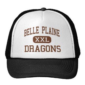 Belle Plaine - Dragons - High - Belle Plaine Mesh Hats