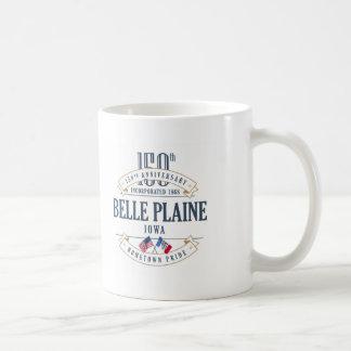 Belle Plaine, Iowa 150th Anniversary Mug