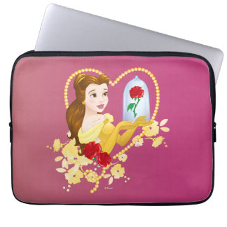 Belle | Red Roses Laptop Sleeve