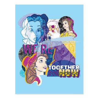 Belle | We're Together Now Postcard
