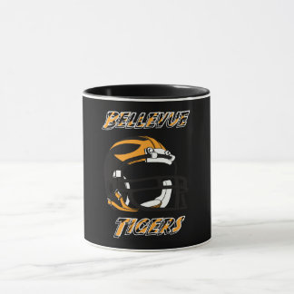 Belleveue HighSchool Tigers kentucky Mug