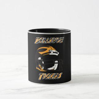 Bellevue High School  Tigers  Kentucky Mug