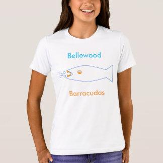 Bellewood Barracudas Shirt