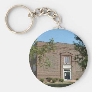 Bellflower, Missouri Historical School. Keychains