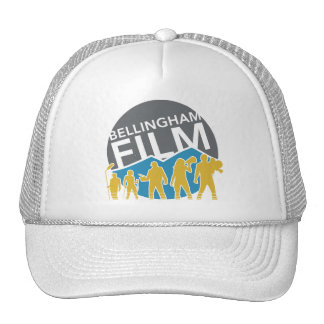 Bellingham Film Trucker Hat