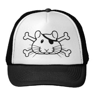 Bellingham Pirate 1 Mesh Hats