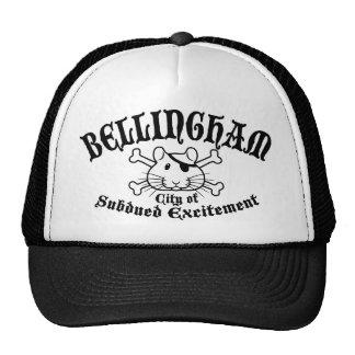 Bellingham Pirate Trucker Hat