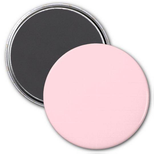 Bellini Powder Pink 2015 Colour Trend Template Magnet