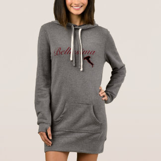 Bellissima Bella+Canvas Long Sweatshirt