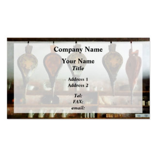 Bellows in General Store Pack Of Standard Business Cards