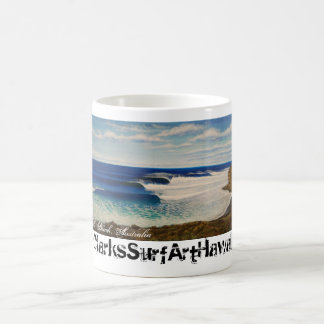 Bells Beach, Australia Coffee Mug