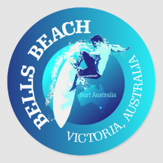 Bells Beach Classic Round Sticker