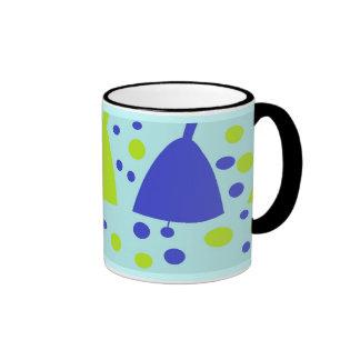 Bells Blue Ringer Mug
