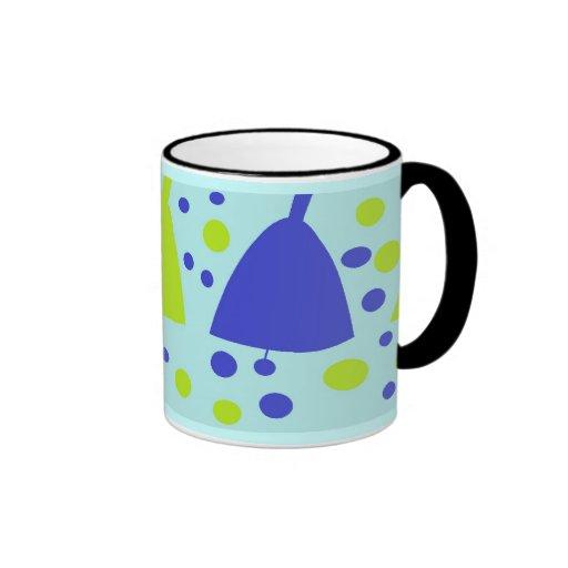 Bells Blue Coffee Mug