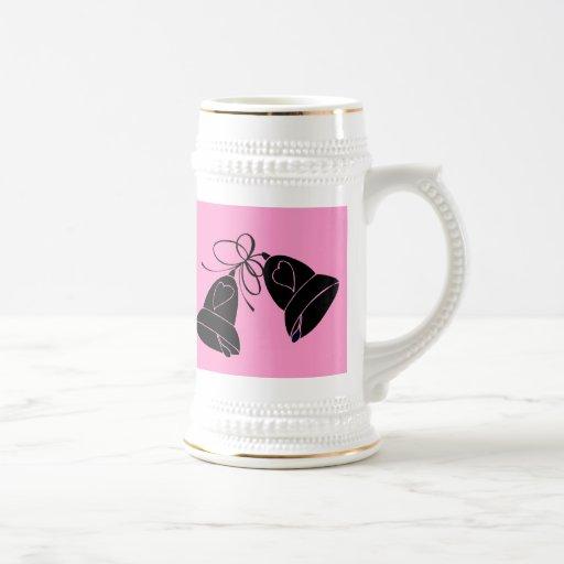 Bells of happiness coffee mugs