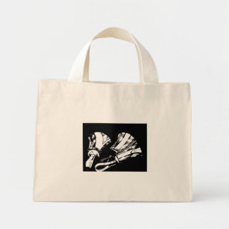 bellshotlast mini tote bag