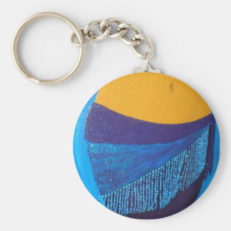 Belly Dance Gifts Key Ring