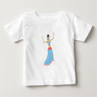 Belly Dancer Baby T-Shirt