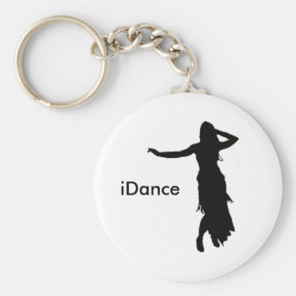 Belly Dancer Keychain