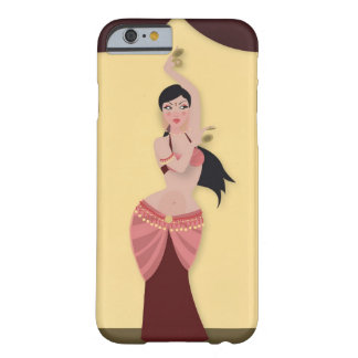 Belly Dancer Middle Eastern dancer Barely There iPhone 6 Case