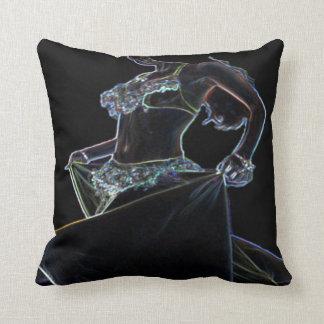 Belly Dancer Pillow