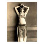 Belly Dancer Post Cards