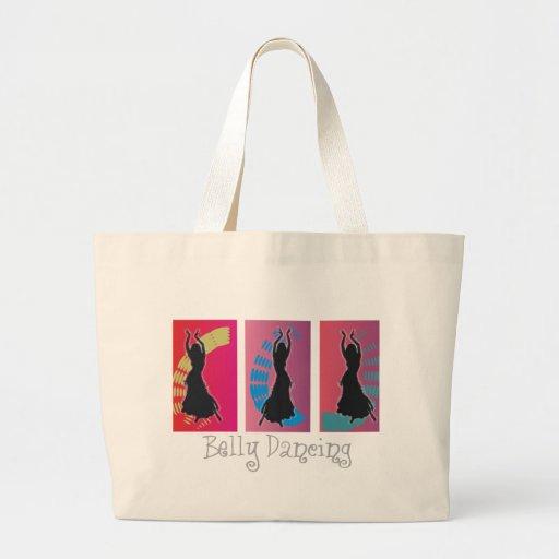 Belly Dancing Art Gifts Bag