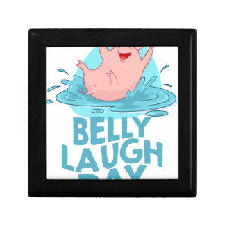 Belly Laugh Day - Appreciation Day Gift Box