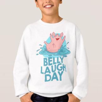 Belly Laugh Day - Appreciation Day Sweatshirt