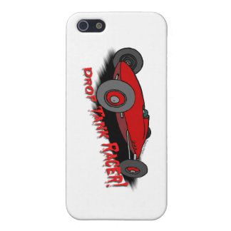 Belly Tank Racer iPhone 5 Cover
