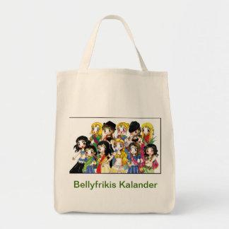 Bellyfrikis Kalander 2 Tote Bag