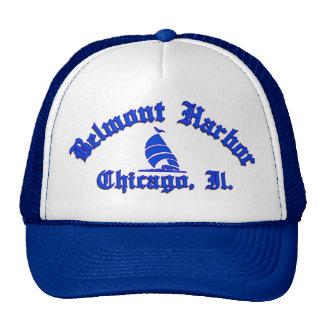 Belmont Harbor Trucker Hat