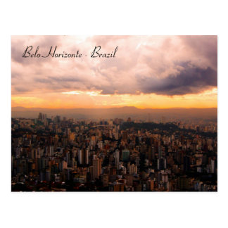 Belo Horizonte - Brazil Post Card