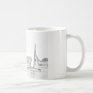 Belo Horizonte Pampulha - 1948 Coffee Mug