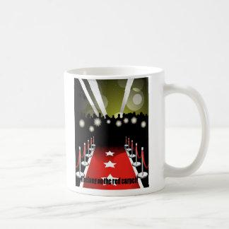 Belong on the Red Carpet Basic White Mug