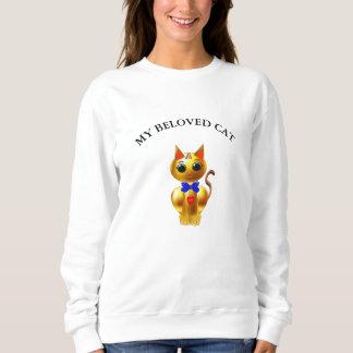 Beloved Golden Cat Sweatshirt