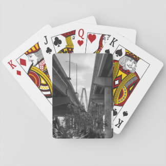 Below Arthur Ravenel Grayscale Playing Cards