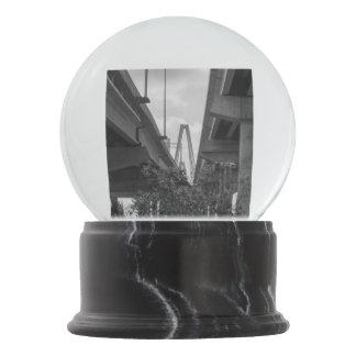 Below Arthur Ravenel Grayscale Snow Globes