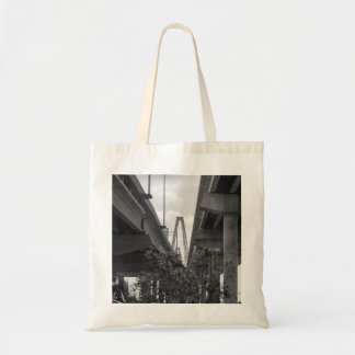 Below Arthur Ravenel Grayscale Tote Bag