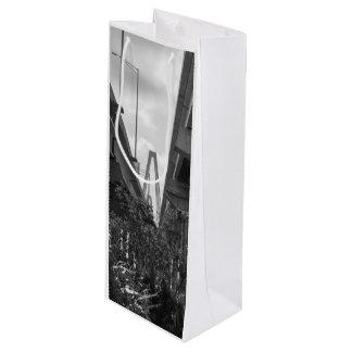 Below Arthur Ravenel Grayscale Wine Gift Bag