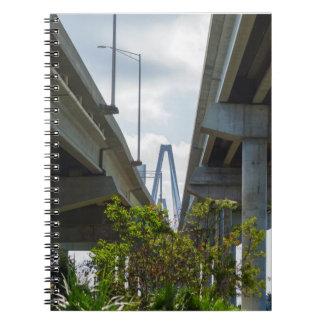 Below Arthur Ravenel Notebook