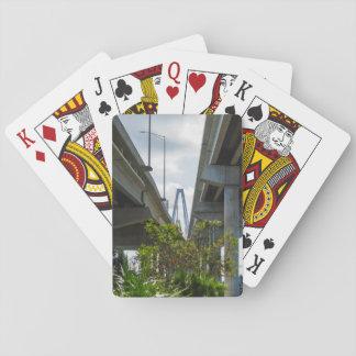 Below Arthur Ravenel Playing Cards