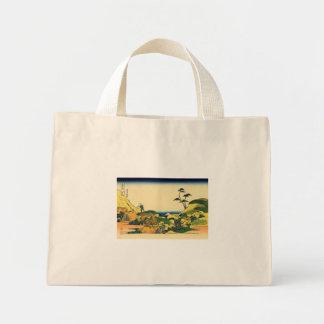 Below Meguro Mini Tote Bag