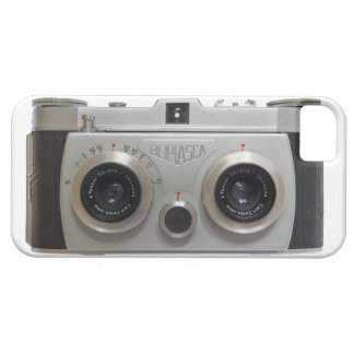 Belplasca Stereo Camera Barely There iPhone 5 Case